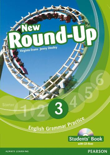 Round Up Level 3 Students' Book/CD-Rom Pack - Round Up Grammar Practice
