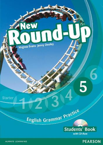Round Up Level 5 Students' Book/CD-Rom Pack - Round Up Grammar Practice