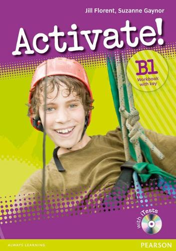 Activate! B1 Workbook with Key/CD-Rom Pack Version 2 - Activate!