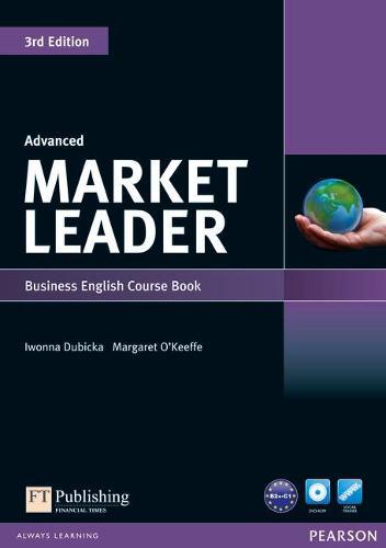 Market Leader 3rd Edition Advanced Coursebook & DVD-Rom Pack - Market Leader
