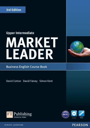 Market Leader 3rd Edition Upper Intermediate Coursebook & DVD-Rom Pack - Market Leader