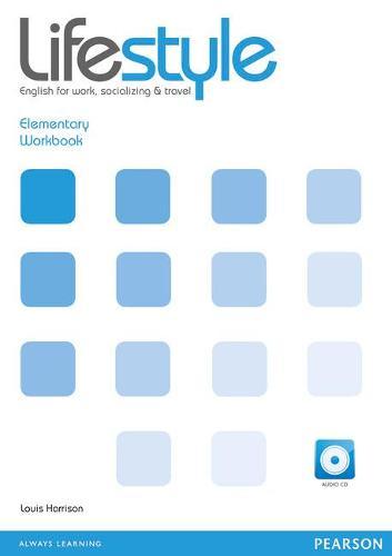Lifestyle Elementary Workbook and Workbook CD Pack - Lifestyle