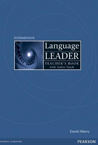 Language Leader Intermediate Teacher's Book/ and Active Teach Pack - Language Leader