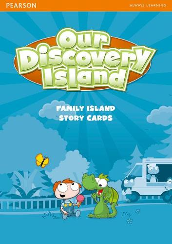 Our Discovery Island Starter Storycards - Our Discovery Island