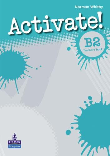 Activate! B2 Teacher's Book - Activate! (Paperback)