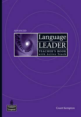 Language Leader Advanced Teacher's Book/ and Active Teach Pack - Language Leader