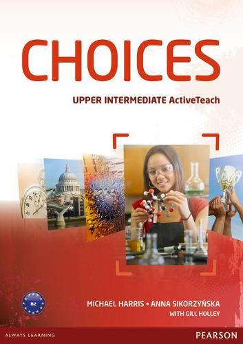 Choices Upper Intermediate Active Teach - Choices (CD-ROM)