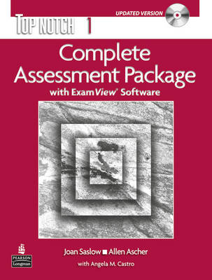 Top Notch Level 1 Complete Assessmant Package Pk - Top Notch