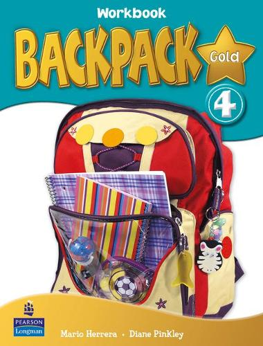 Backpack Gold 4 WBk & CD N/E pack - Backpack
