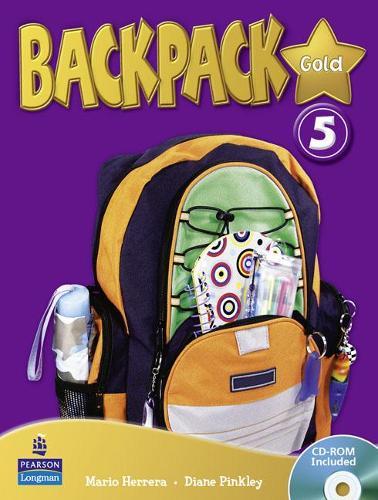 Backpack Gold 5 SBk & CD Rom N/E Pk - Backpack