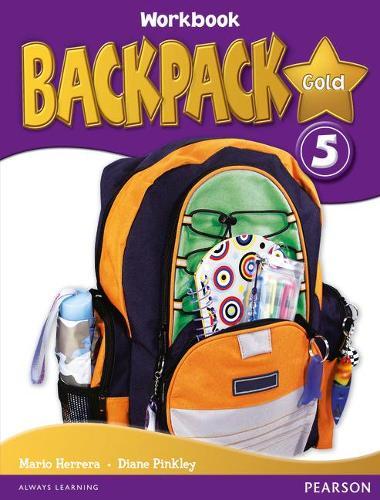 Backpack Gold 5 Workbook & Audio CD N/E pack - Backpack
