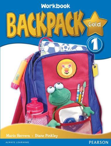 Backpack Gold 1 Wbk & CD N/E pack - Backpack
