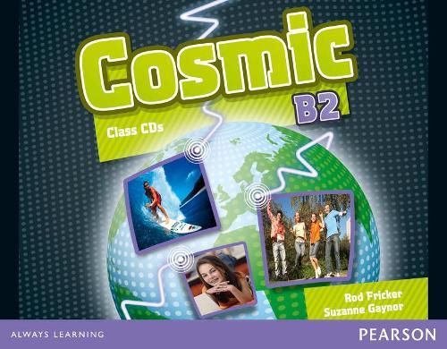 Cosmic B2 Class Audio CDs - Cosmic (CD-Audio)