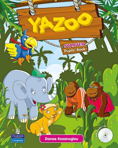 Yazoo Global Starter Pupil's Book and CD Pack - Yazoo
