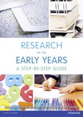 Research in the Early Years: A step-by-step guide (Paperback)