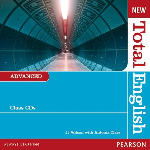 New Total English Advanced Class Audio CD - Total English (CD-Audio)