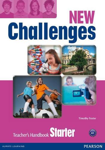 New Challenges Starter Teacher's Handbook - Challenges (Paperback)