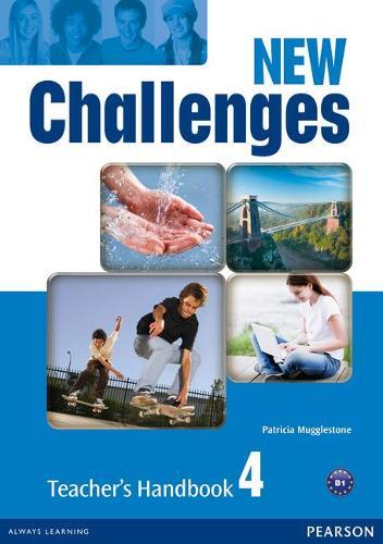 New Challenges 4 Teacher's Handbook - Challenges (Paperback)