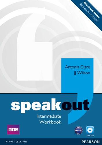Speakout Intermediate Workbook with Key and Audio CD Pack - speakout