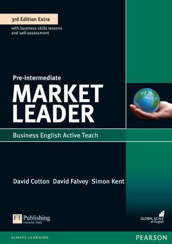 Market Leader 3rd Edition Pre-Intermediate Active Teach - Market Leader (CD-ROM)