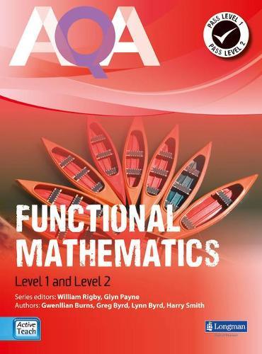 AQA Functional Mathematics Student Book - AQA Functional Maths (Paperback)