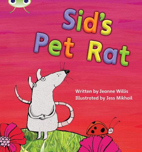 Bug Club Phonics Bug Set 04 Sid's Pet Rat - Phonics Bug (Paperback)