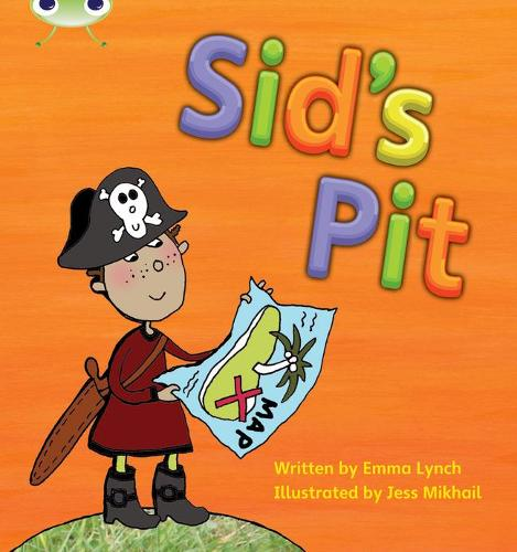 Bug Club Phonics Bug Set 01-02 Sid's Pit - Phonics Bug (Paperback)
