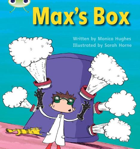 Bug Club Phonics Bug Set 06 Max's Box - Phonics Bug (Paperback)