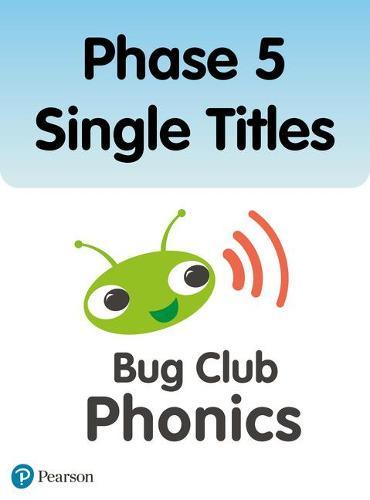 Phonics Bug Phase 5 Single Titles - Phonics Bug (Paperback)