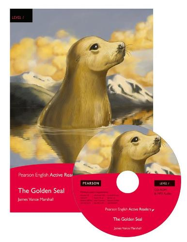 Level 1: The Golden Seal Book and Multi-ROM with MP3 Pack - Pearson English Active Readers