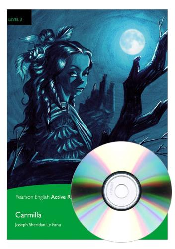 Level 3: Carmilla Book & Multi-ROM with MP3 Pack - Pearson English Active Readers