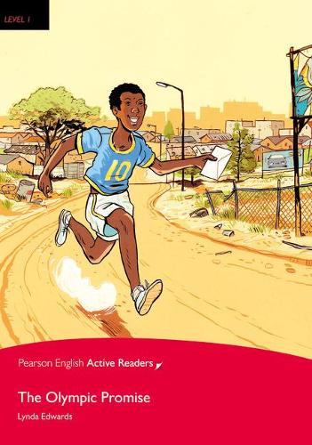 Level 1: Olympic Promise Book and Multi-ROM with MP3 Pack - Pearson English Active Readers
