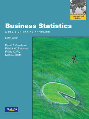 Business Statistics with MathXL 12 Month Student Access Code Pack