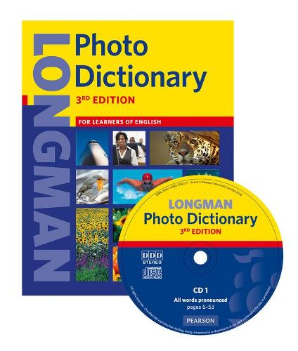 British Photo Dict 3rd Ed Ppr&CD Pk - British Photo Dictionary