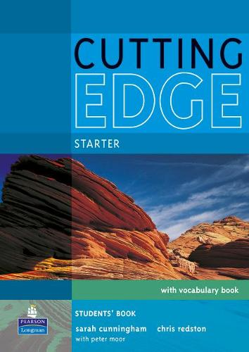 Cutting Edge Starter Students' Book and CD-ROM Pack - Cutting Edge