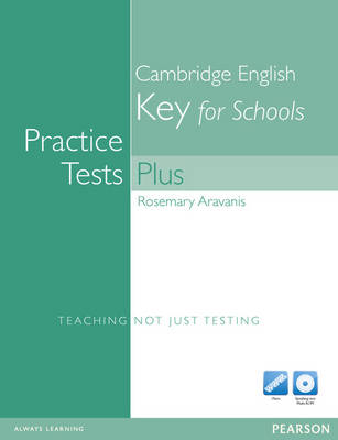 Practice Tests Plus KET for Schools without key for pack - Practice Tests Plus