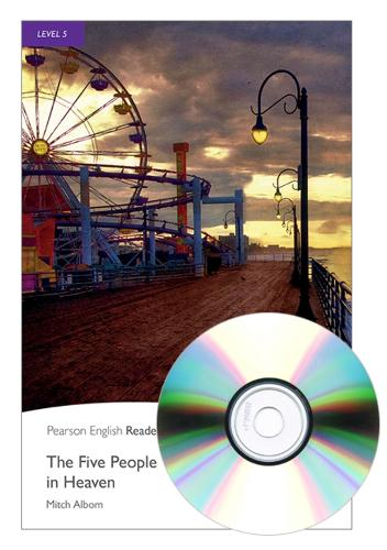 Level 5: The Five People You Meet in Heaven Book and MP3 Pack: Industrial Ecology - Pearson English Graded Readers