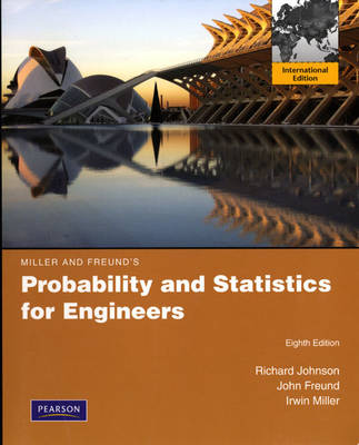 Miller & Freund's Probability and Statistics for Engineers Plus StatCrunch Access Card