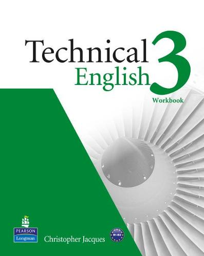 Technical English Level 3 Workbook without key/Audio CD Pack - Technical English