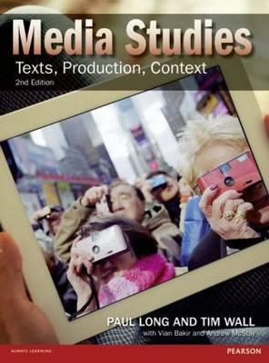 Media Studies: Texts, Production, Context (Paperback)