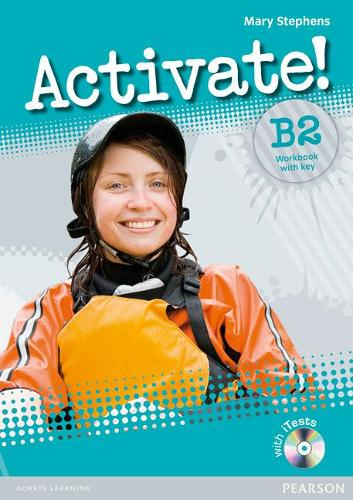 Activate! B2 Workbook with Key and CD-ROM Pack - Activate!