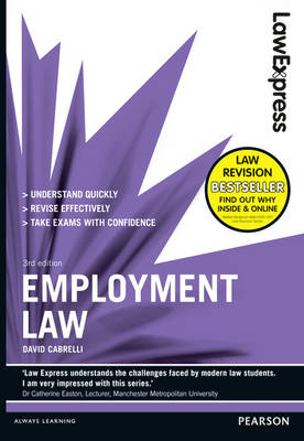 Law Express: Employment Law (Revision Guide) - Law Express (Paperback)