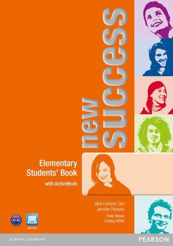 New Success Elementary Students' Book & Active Book Pack - Success