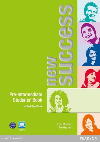 New Success Pre-Intermediate Students' Book & Active Book Pack - Success