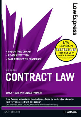 Law Express: Contract Law (revision Guide) - Law Express (Paperback)