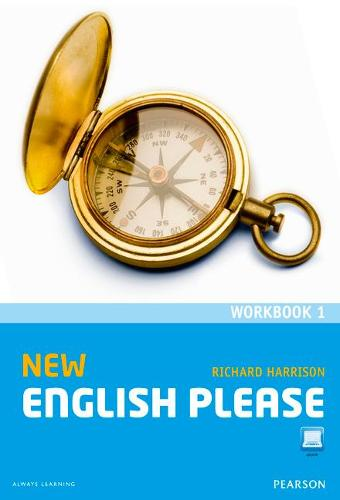 English Please WB 1- New Edition - New English Please (Paperback)
