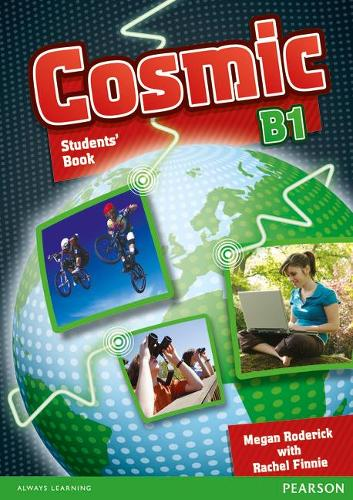 Cosmic B1 Student Book and Active Book Pack - Cosmic