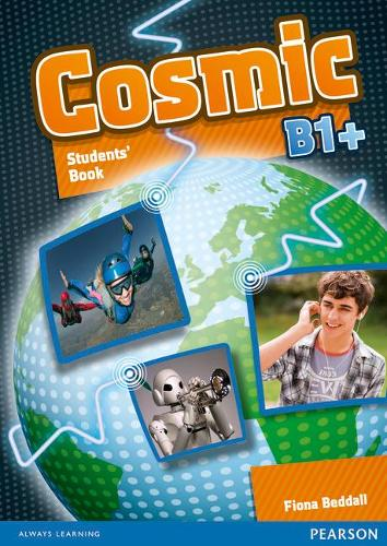 Cosmic B1+ Student Book and Active Book Pack - Cosmic
