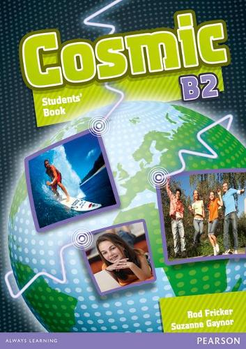 Cosmic B2 Student Book and Active Book Pack - Cosmic
