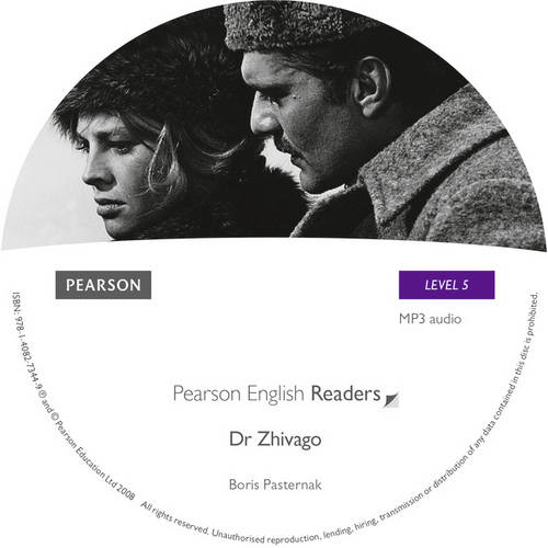 Level 5: Dr Zhivago MP3 for Pack - Pearson English Graded Readers (CD-ROM)